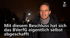 Rechtsanwalt Markus Haintz zum Bundesverfassungsgericht Urteil by video_perlen_kanal