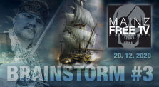 ⚠️❤️BRAINSTORM#3 • MAINZ freeTV • 20.12.2020 by mainz_free_tv_channel